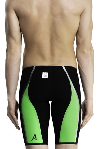 iO jammer black- green back