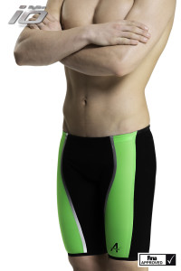 iO jammer black- green lateral