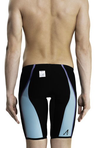 iO jammer black-light blue back