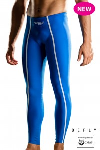 pants DEFLY blu front
